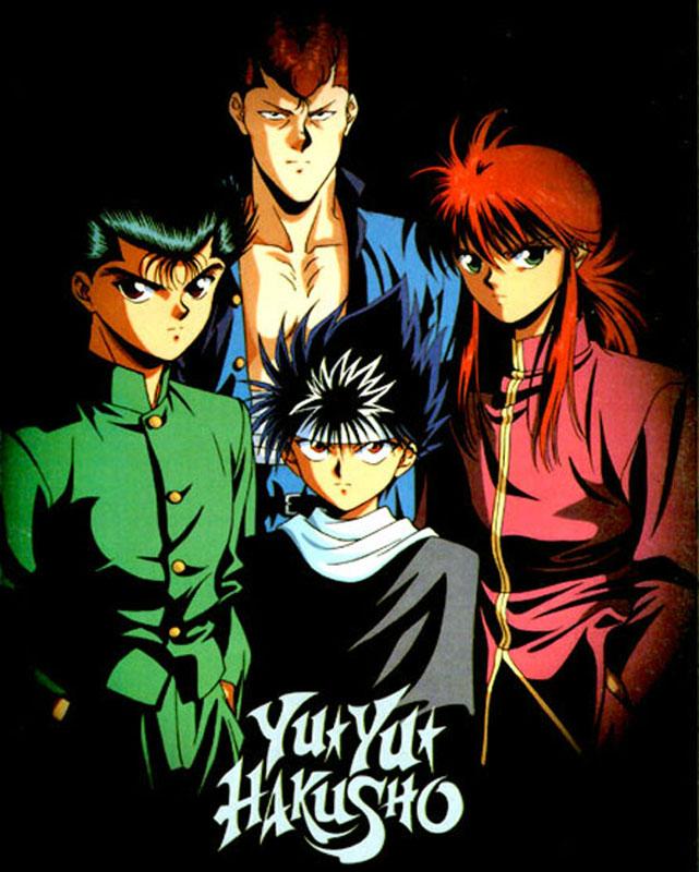 Yu Yu Hakusho, do mesmo autor de Hunter X Hunter Yu_yu_hakusho0171